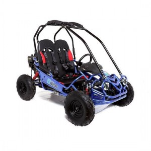 Mud Rocks Blue GT50 Junior Off Road Buggy