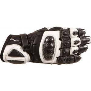 Buffalo Bambino Kids Leather Glove White