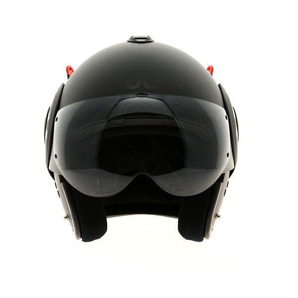 Roof Boxer V8 Modular Helmet Matt Black