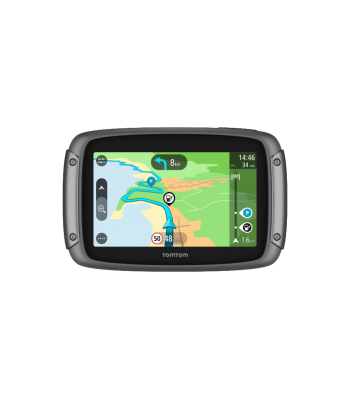 TomTom Rider 42 With Lifetime Regional Maps