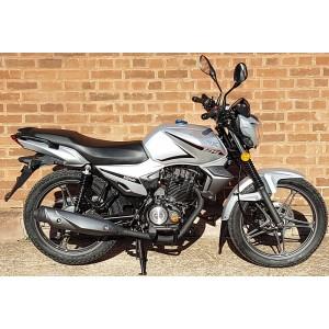 Keeway RK125 Silver £1399 + OTR