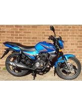 Keeway RK125 Blue £1399 + OTR - 2017 Reg