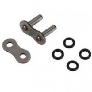 DID 428 X-Ring Rivet Link Black