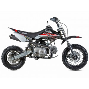 Stomp JuiceBox 110cc Semi-Automatic Pit Bike