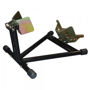 "Biketek Self Assembly Front Wheel Chock For Wheels of 12""-18"""