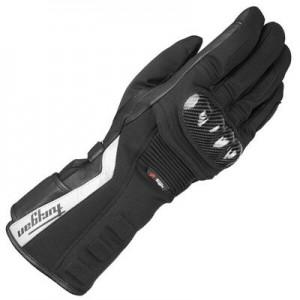 Furygan Escape Sympatex Winter Warm Waterproof Motorcycle Gloves Black