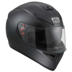 AGV K-3 SV Matt Black Motorcycle Helmet