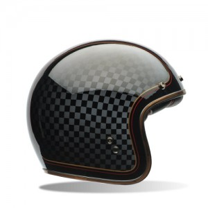 Bell Custom 500 Open Face Check It Helmet