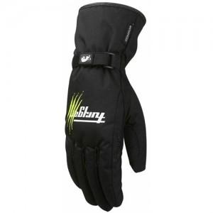 Furygan Raindrop Claw Motorcycle Glove Green Black