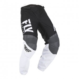 Fly Racing 2019 F-16 Motocross Race Pants White Grey