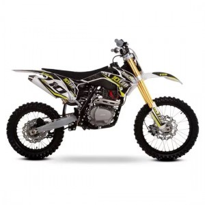 10TEN MX 250R Geared 19/17 Wheel Pit Bike