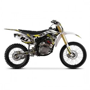 10TEN MX 250RX Geared 21/18 Wheel Pit Bike