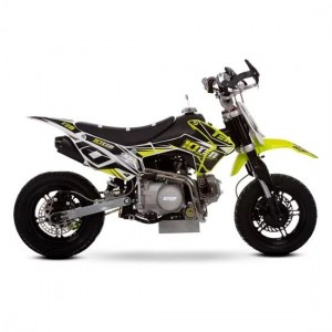 10TEN 90R Supermoto Semi-Automatic Junior Pit Bike