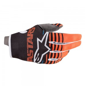 Alpinestars Racer 2020 Adult Radar Glove Anthracite Orange