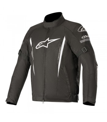 Alpinestars Gunner Waterproof Jacket Black & White