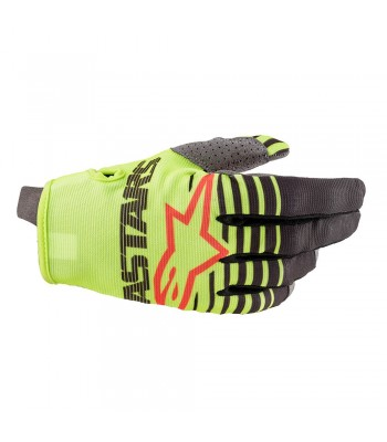 Alpinestars Racer 2020 Youth Radar Glove Anthracite Yellow