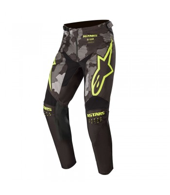 Alpinestars Racer 2020 Tactical Pant Camouflage Yellow