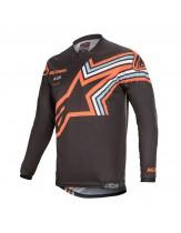 Alpinestars Racer 2020 Braap Jersey Grey Orange
