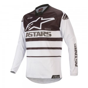 Alpinestars Racer 2020 Supermatic Jersey Black White