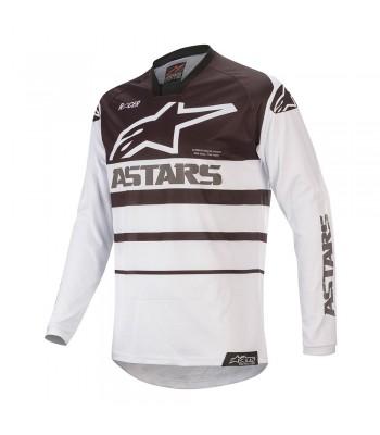 Alpinestars Racer 2020 Supermatic Jersey Black White