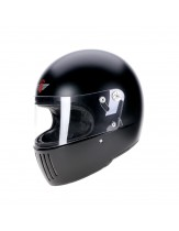 Davida Koura Full Face Helmet Matt Black