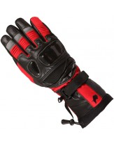 Buffalo Yukon Waterproof Winter Glove Red