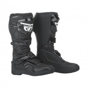 Fly Maverik 2019 Adult MX Boot Black