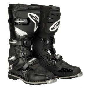 Alpinestars Tech 3 All Terrain Enduro Boots - Black
