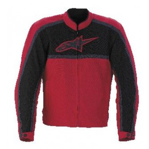 Alpinestars Titan WP Motorcycle Jacket - Red