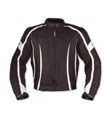A-Pro Fireblade Textile Motorcycle Jacket - Black