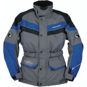 Bering Boost Motorcycle Jacket - Blue