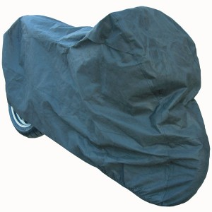 Bike It Indoor Motorcycle Dust Cover - Xlarge