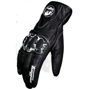 Furygan Elegant Lady Vented Motorcycle Gloves - Black