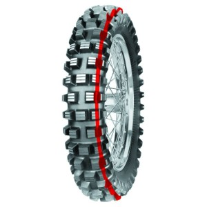 Mitas C02 Road Legal Enduro Tyre 130/80-17