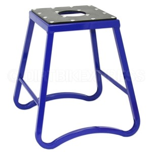 Race FX Motocross Box Stand - Blue