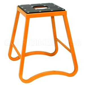 Race FX Motocross Box Stand - Orange