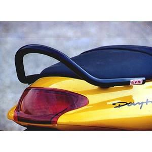 Renntec Grab Rail For Triumph T955i Daytona (June 2001-2003) - Black