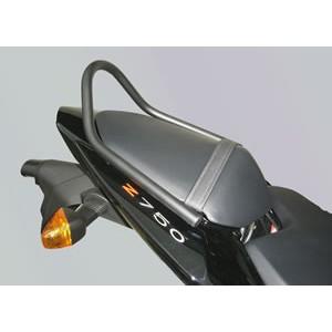 Renntec Grab Rail For Kawasaki Z1000 2007 - 2009 / Z750 2007 Onwards - Black
