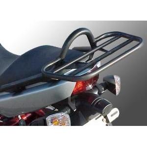 Renntec Sports Rack Kawasaki ER6 Upto 2008  - Black