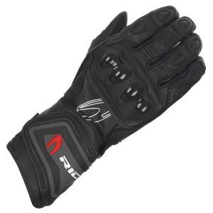 Richa Savage Motorcycle Gloves Black
