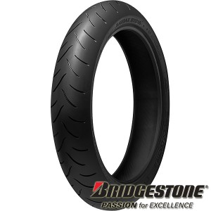 Bridgestone Battlax BT-016 13070ZR16 Front Tyre 16'' Rim