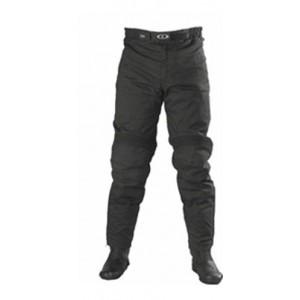 Rayven Cobra Motorcycle Trousers - Black