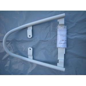 Renntec Grab Rail For Suzuki GSXR1000 K5/K6 - White